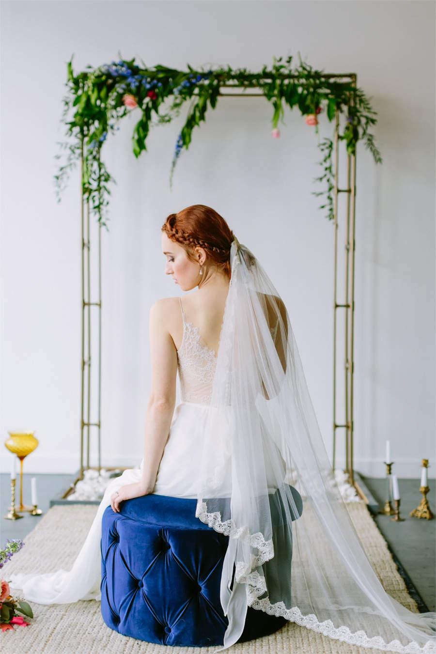 Bitsy Bridal Slider